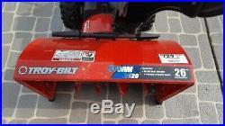Troy Bilt Storm 2620 Snow Blower
