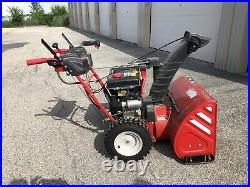 Troy-Bilt Storm 2840 28in. Two-Stage Gas Snow Thrower