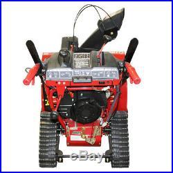 Troy-Bilt Storm Tracker Track Drive Snow Thrower 277cc TB-StormTracker-2890XP-SD