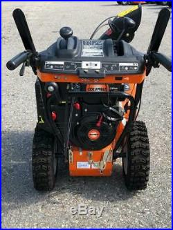 Troy Built Columbia Snow Thrower 26