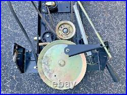 USED John Deere 44 Snow Blower Attachment Really Nice LOCAL PICKUP