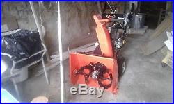 Used Ariens snow blower 208 series