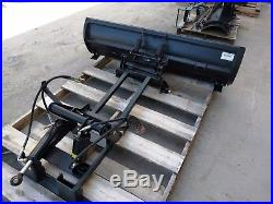 Used Dozer Snow Blade For Simplicity Legacy XL 1694395 1694387 Subframe