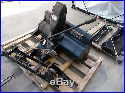 Used Simplicity Snow Blower Fits Regent Lawn Tractor 1694920 Single Stage