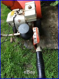 Vintage Ariens 2 Stage Sno Thro Snow Blower. Tecumseh Engine. Model 10995
