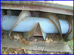 Vintage Sears Snowblower Lawn Mower Tractor Attachment