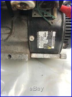 Vintage Tecumseh HM80 8 HP Engine- Used Lightly Nice 318 Displacement