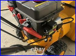 Walk behind 212cc 25 Gas Power Snow Blower Two Stage