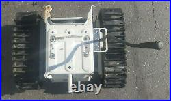 White (By MTD) Track Drive System (Came Off 9/26 Snow Blower). Working Cond