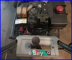 Working Used Craftsman Snowblower 10 horse power 32 Clearing Width