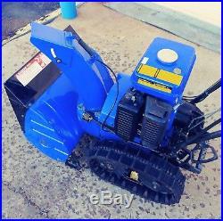 Yamaha YS624 Track Drive Snowblower Snow Blower Thrower YS624T YS-624