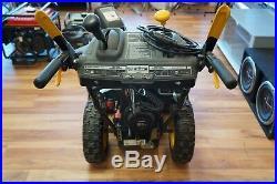 Yard Machines Snow Thrower 10.5HP Engine 28 Width, 6 Forward / 2 Reverse Speeds
