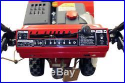 Yard Machines Snow Thrower 277cc Engine 28 Width, 6 Speed Forward/ YM277SB28ES